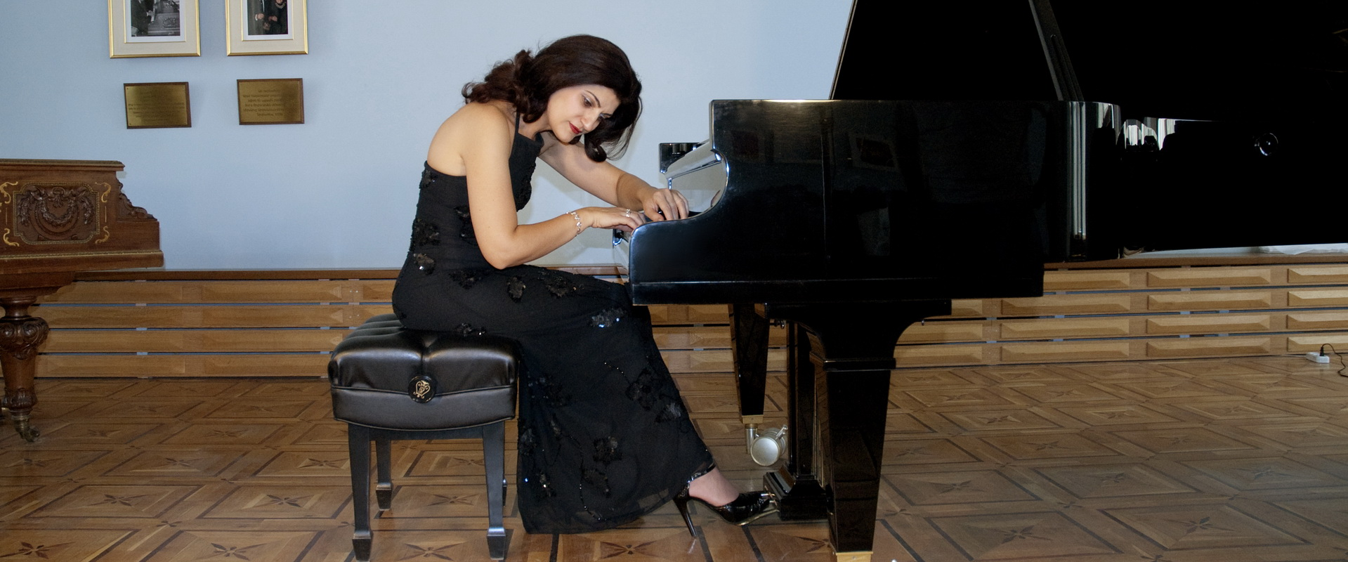 Private Classical Piano Lessons for all ages offered in TORONTO